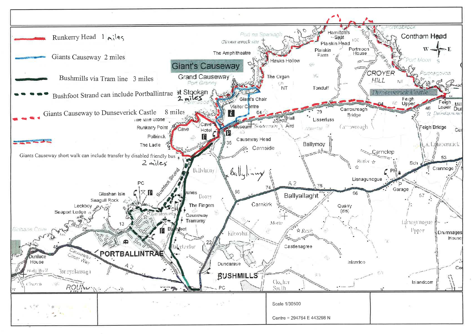Activities Ballylinny Holiday Cottages