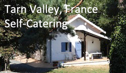 Tarn Valley Self-Catering France